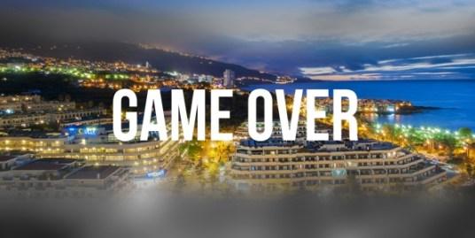 game over tenerife per post