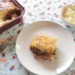 Pastel de Carne y Patatas: Receta casera fácil