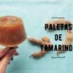 Paletas Refrescantes de Tamarindo