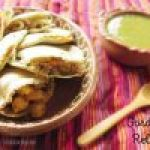 Gorditas Rellenas de Diferentes Guisos: Machaca, Frijoles y Papas con Chorizo