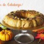 FLAN DE CALABAZA: un delicioso postre de otoño
