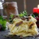 Rica Pasta para Acompañar tu Cena Navideña o Año Nuevo