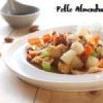 Pollo Almendrado: Receta de Cocina China