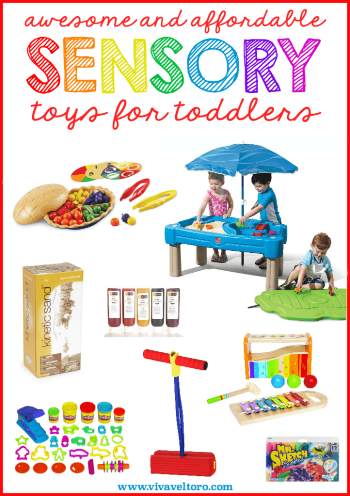 Best Sensory Toys For Toddlers : Awesome and affordable sensory toys for toddlers viva