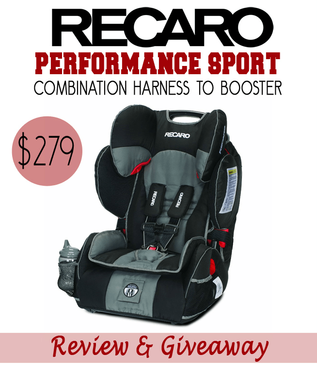 recaro performance sport combination harness to booster seat. Black Bedroom Furniture Sets. Home Design Ideas