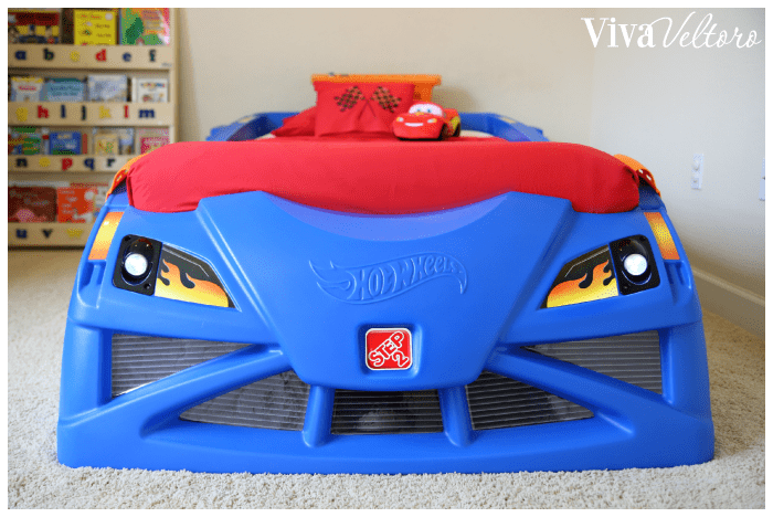 Step2 Hot Wheels Bed