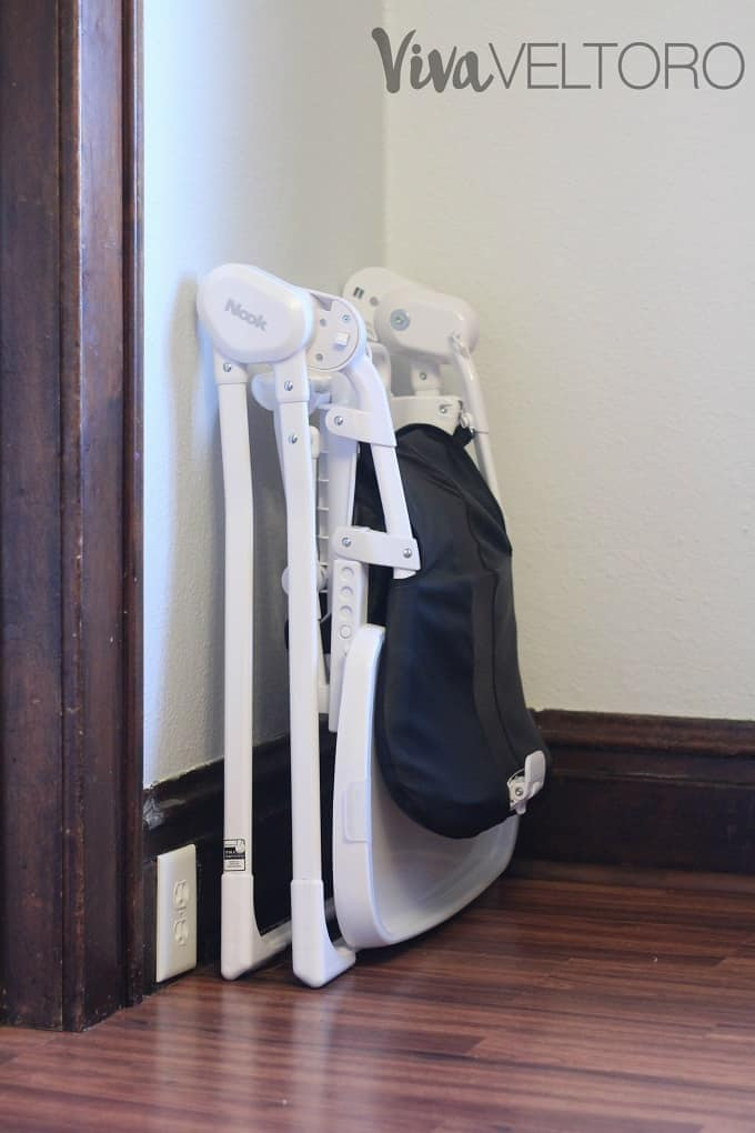 Joovy Nook Review The Space Saving High Chair