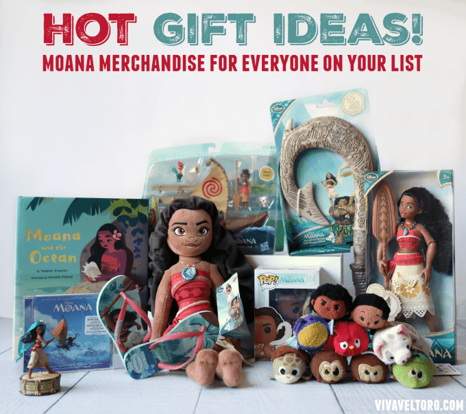 Nugget Gift Ideas Apparel: Moana Merchandise #MoanaEvent