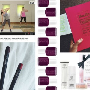 Lip Pencil Love (again) & My Fitness Journal