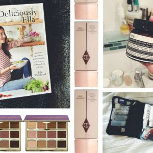 Delicious Books & Dream Palettes