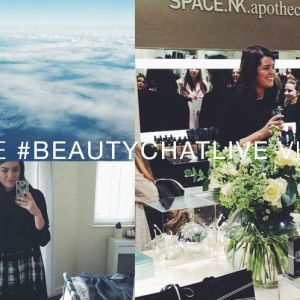 The #BeautyChatLIVE Vlog
