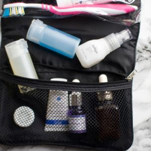 My Weekend Away Pre-Packed Toiletry Bag