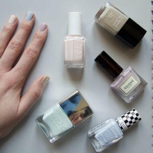 The 'Not-Too-Sickly' Pastel Polishes To Paint On This Weekend