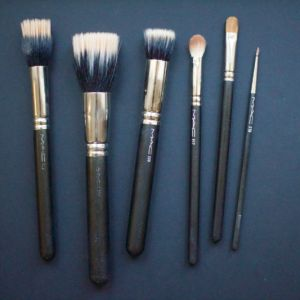 MAC Brushes: A Few of My Faves