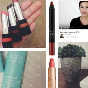 YouTube Crushes & a Two Colour Lipstick Wardrobe