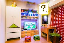 Apartamento Super Mario Bros