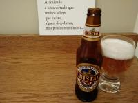 Cerveja Cristal Peru