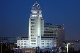 El Ayuntamiento de Los Ángeles.