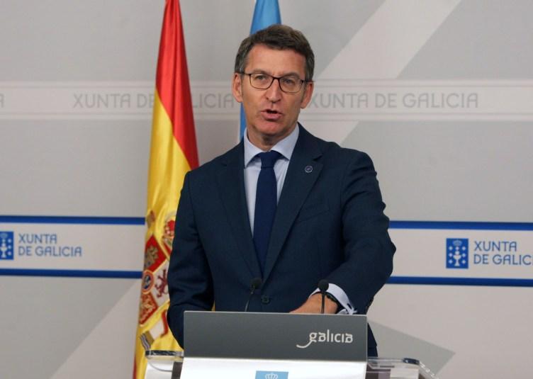 Alberto Nœ–ez Feij—o comparecer‡ en rolda de prensa para dar conta dos asuntos tratados na reuni—n do Consello