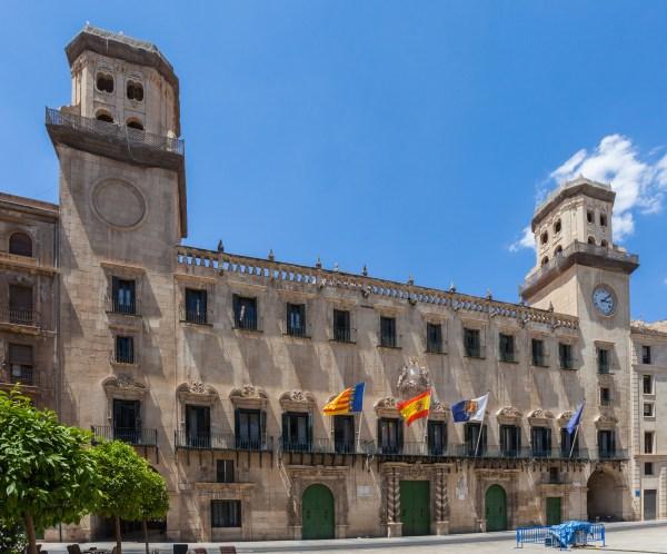 AlicanteAyuntamientoALTA