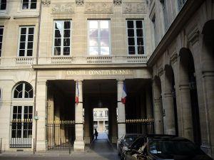 FranciaConsejoConstitucional