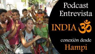 Viaja a la India: Podcast desde Hampi