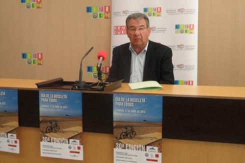 Día de la bicicleta para todos en Benidorm