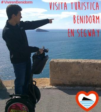 Excursiones Segway Benidorm