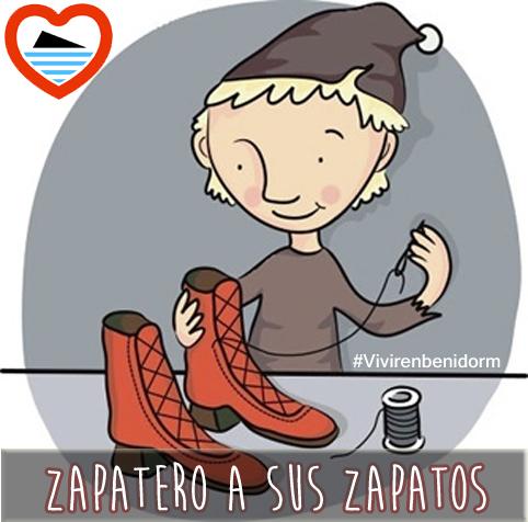 Zapatero a sus zapatos