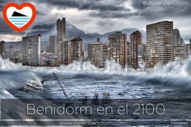 Benidorm en el 2100