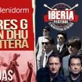 iberia festival music 2016 Benidorm