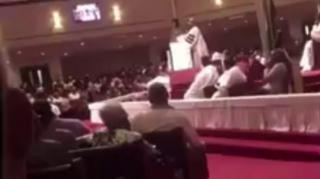 Preacher References Meek Mill & Drake Beef During Sermon