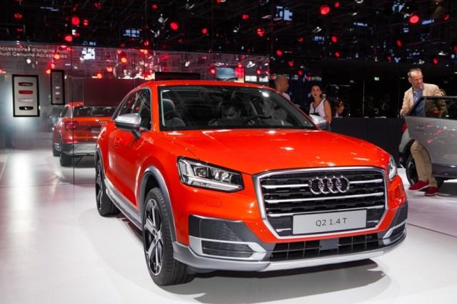 Nouveau Audi Q2