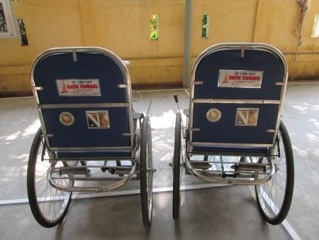 wheelchair sponsored by VNHELP