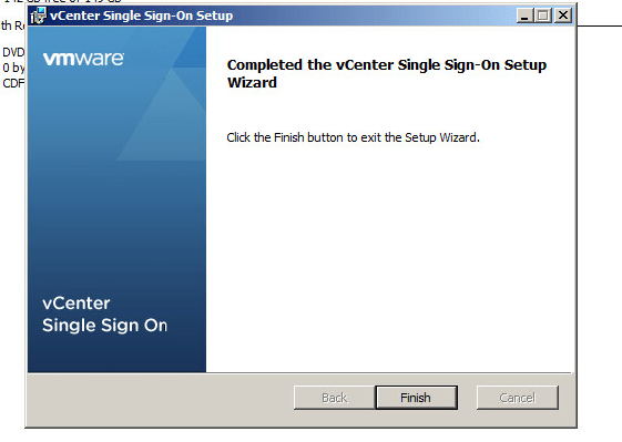 vcenter upgrade step 7