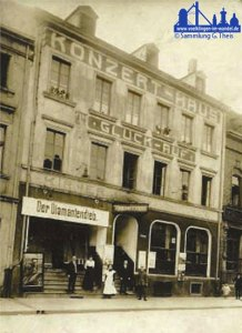 Zentral-Kino 1912 © Günther Theis