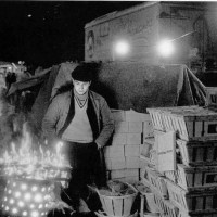 """Les Halles, Parigi: cronaca """"a scatti"""" di un mercato scomparso"""