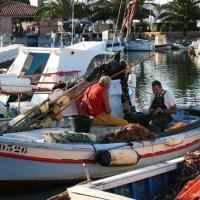 In barca con i pescatori del Mediterraneo di Francia