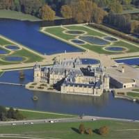 Chantilly: lezione di panna montata al castello!