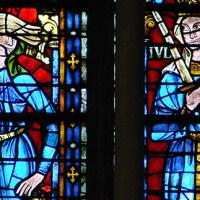 """Troyes: quando le vetrate """"prendono vita"""""""