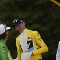 Tour de France: il trofeo del vincitore