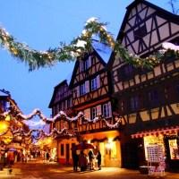 Mercatini di Natale: prova l'Alsazia