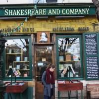 Shakespeare & C. all'ombra di Notre-Dame