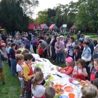 Festa della gastronomia: su il sipario!
