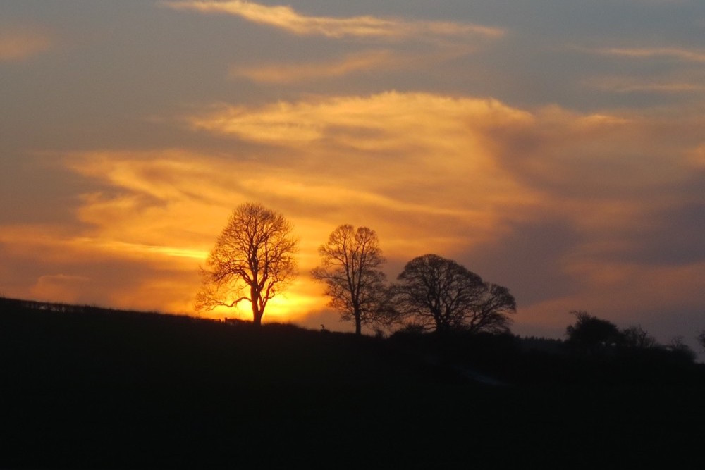 Callaly-sunset