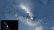 Satellite image: NASA/JPL. Released under US Gov Common