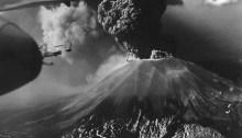 The 1944 eruption of Vesuvius