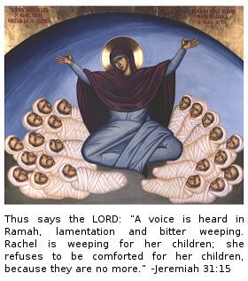 Lament of Rachel