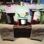 Cheers-A Bridal Shower/Wedding Gift Basket