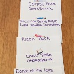 DIY Yoga Cards